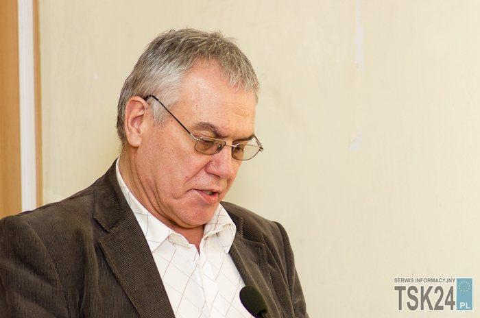 Jerzy Dubiel - były dyrektor OLK - 01
